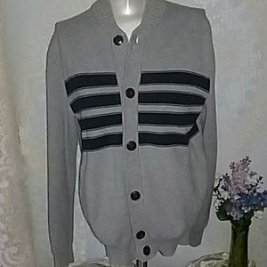 Tomny Hilfiger Button Up Sweater
